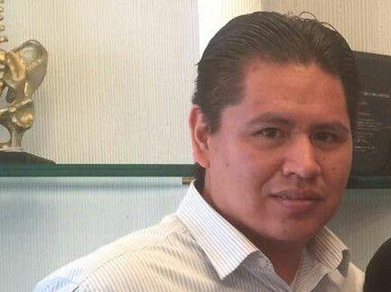 Doctor Miguel Fuentes. Ortopedista