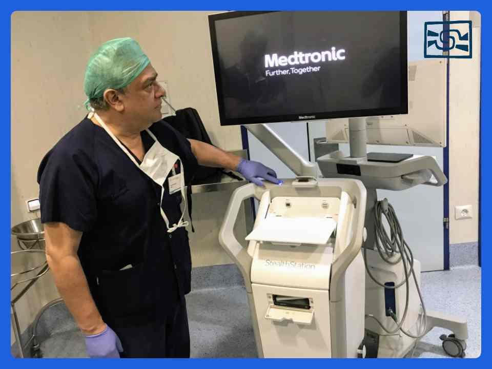 Nuevo Navegador Cerebral Doctor Hugo Santos Benitez