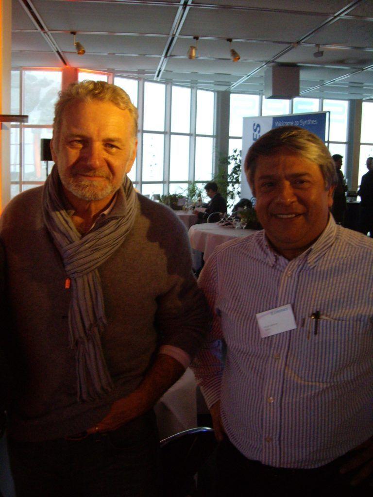 ˆˆDr. T. Marnay y Dr. Hugo Santos