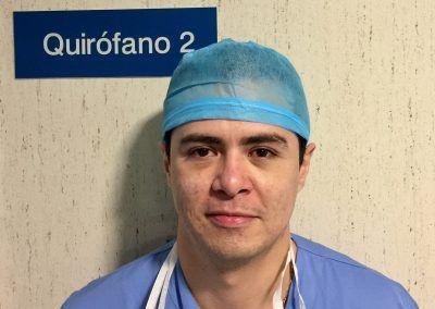 Dr Orlando Tortolero