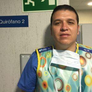 Dr M. Castillo