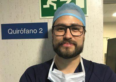 Dr. Crisanto Mora