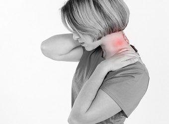 El dolor cervical o Cervicalgia